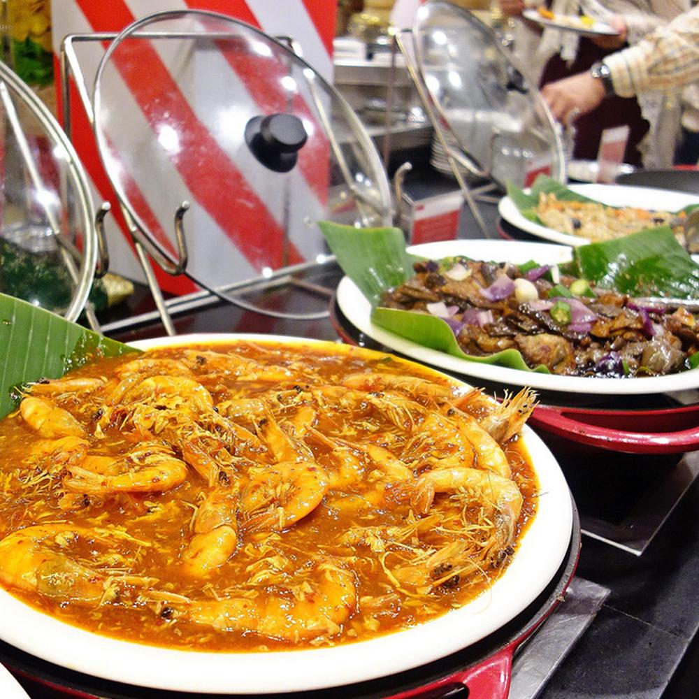 台北遠東飯店 吃到飽午或晚餐券
