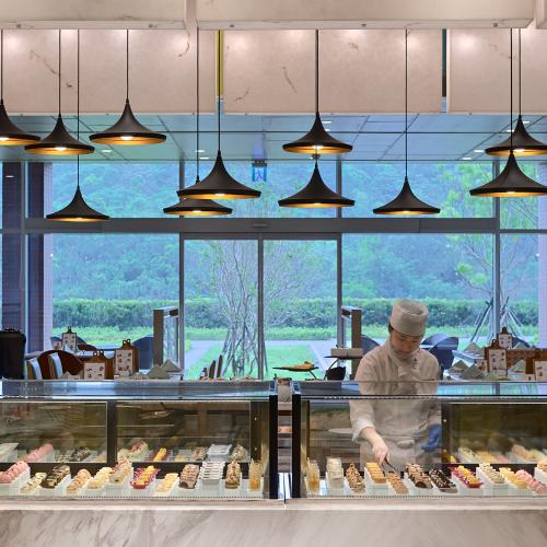 台北六福萬怡酒店 自助式下午茶餐券